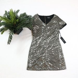 NWT Lulus Sparkly Sequin Party Dress!